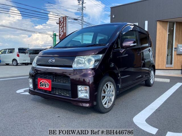 Used 2009 DAIHATSU MOVE BH446786 for Sale