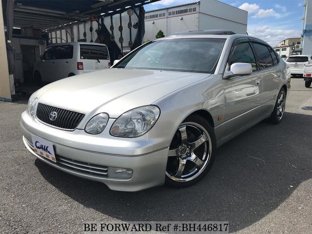 Used 2001 TOYOTA ARISTO BH446817 for Sale