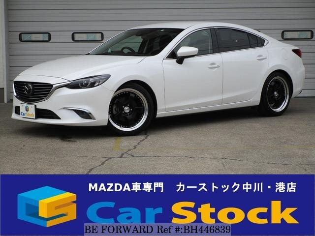 Used 2016 MAZDA ATENZA BH446839 for Sale
