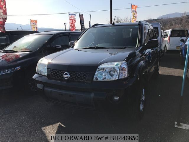 Used 2007 NISSAN X-TRAIL BH446850 for Sale