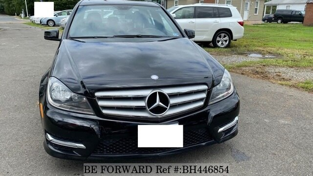 Used 2012 MERCEDES-BENZ C-CLASS BH446854 for Sale