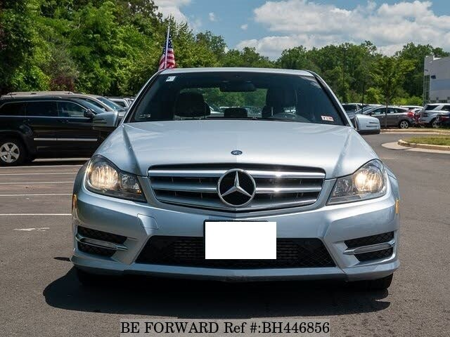 Used 2013 MERCEDES-BENZ C-CLASS BH446856 for Sale
