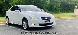 Used 2010 LEXUS IS BH446860 for Sale