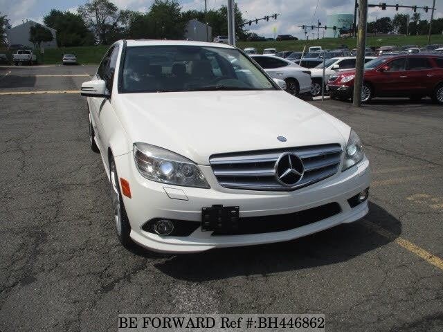 Used 2010 MERCEDES-BENZ C-CLASS BH446862 for Sale