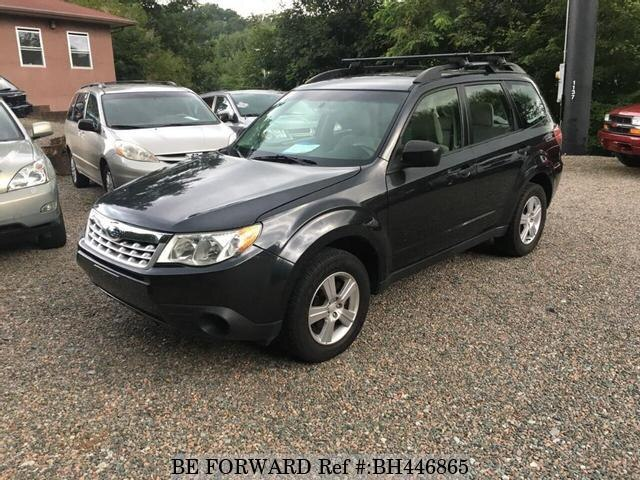 Used 2012 SUBARU FORESTER BH446865 for Sale