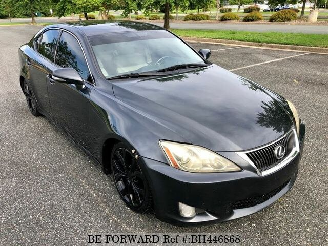 Used 2009 LEXUS IS BH446868 for Sale