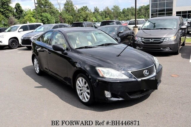 Used 2008 LEXUS IS BH446871 for Sale