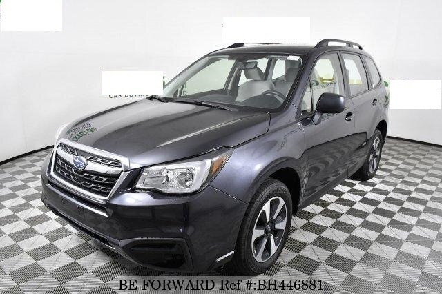Used 2017 SUBARU FORESTER BH446881 for Sale