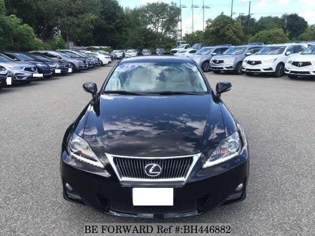 Used 2012 LEXUS IS BH446882 for Sale