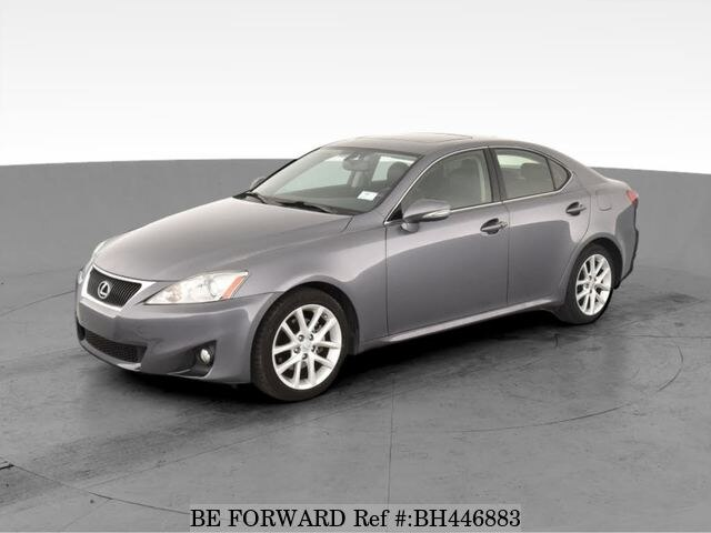 Used 2013 LEXUS IS BH446883 for Sale