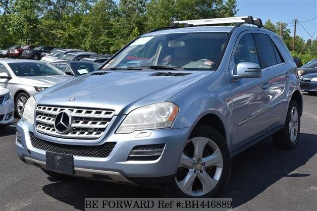 Used 2011 MERCEDES-BENZ M-CLASS BH446889 for Sale