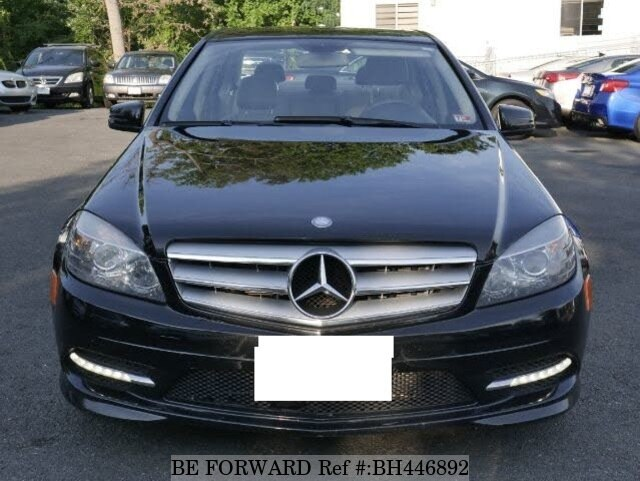 Used 2011 MERCEDES-BENZ C-CLASS BH446892 for Sale
