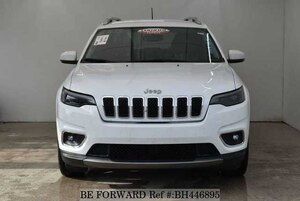Used 2019 JEEP CHEROKEE BH446895 for Sale