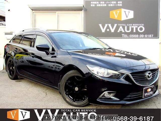 Used 2013 MAZDA ATENZA WAGON BH446902 for Sale