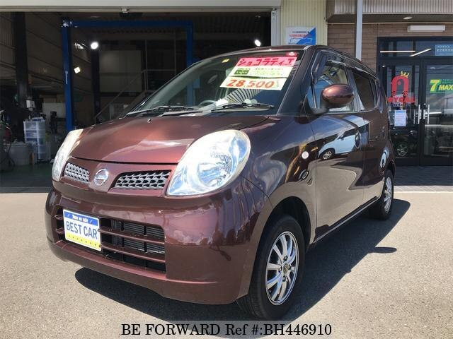 Used 2010 NISSAN MOCO BH446910 for Sale