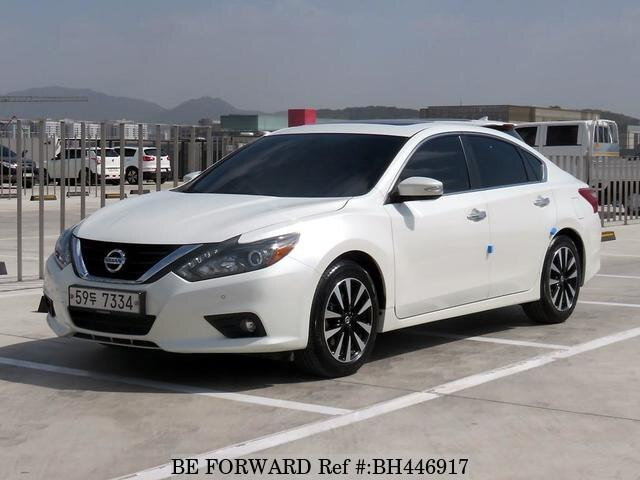 Used 2018 NISSAN ALTIMA BH446917 for Sale