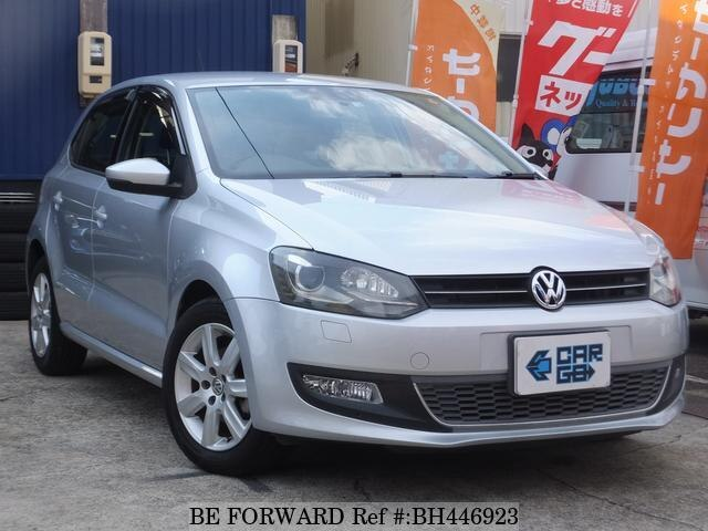 Used 2010 VOLKSWAGEN POLO BH446923 for Sale