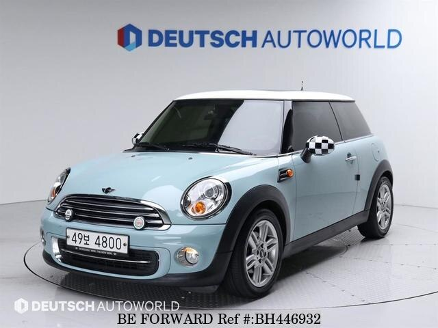 Used 2012 MINI COOPER BH446932 for Sale