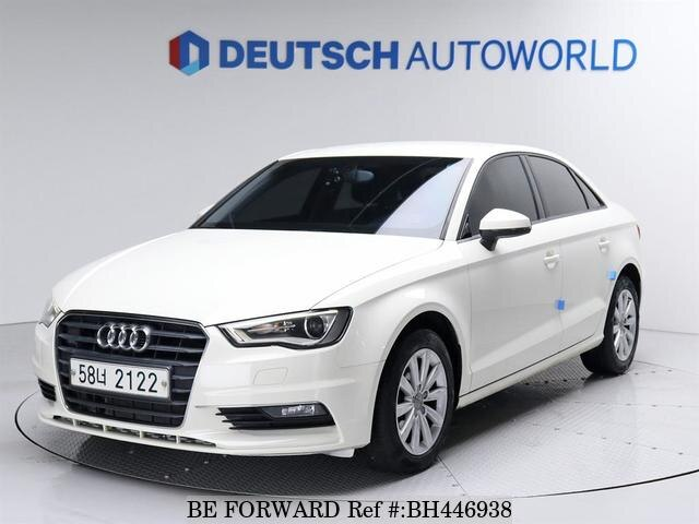 Used 2014 AUDI A3 BH446938 for Sale