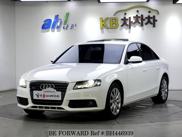 Used 2011 AUDI A4 BH446939 for Sale