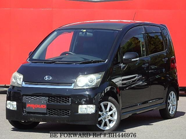 Used 2007 DAIHATSU MOVE BH446976 for Sale