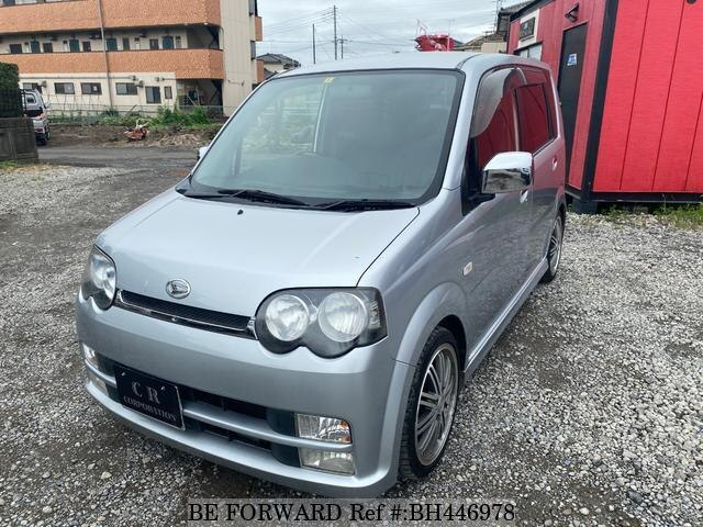 Used 2003 DAIHATSU MOVE BH446978 for Sale