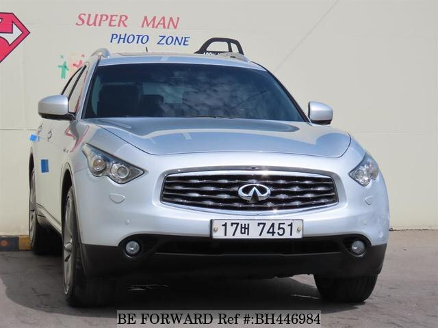 Used 2011 INFINITI FX BH446984 for Sale