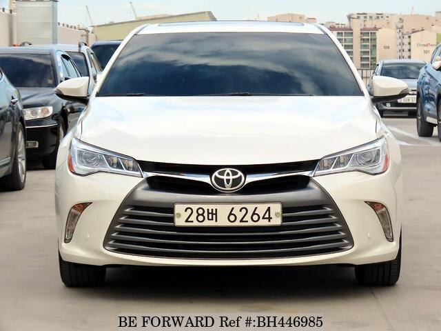 Used 2017 TOYOTA CAMRY BH446985 for Sale