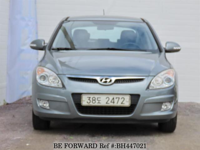 Used 2010 HYUNDAI I30 BH447021 for Sale