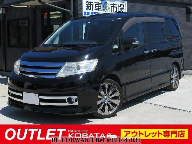 Used 2010 NISSAN SERENA BH447033 for Sale