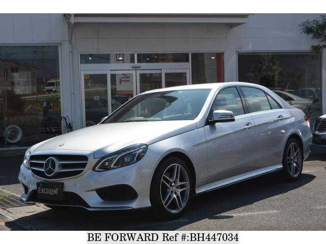 Used 2015 MERCEDES-BENZ E-CLASS BH447034 for Sale