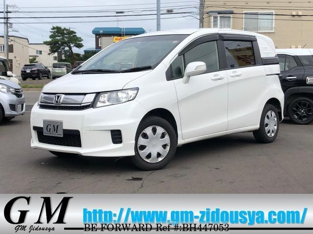 Used 2014 HONDA FREED SPIKE BH447053 for Sale