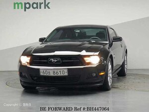 Used 2011 FORD MUSTANG BH447064 for Sale