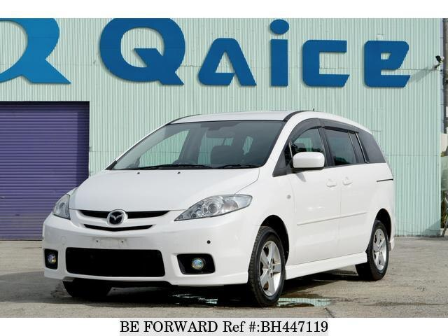 Used 2006 MAZDA PREMACY BH447119 for Sale