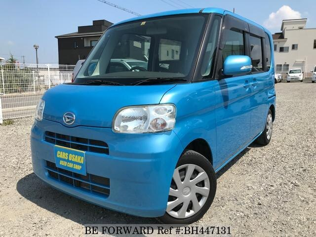 Used 2010 DAIHATSU TANTO BH447131 for Sale