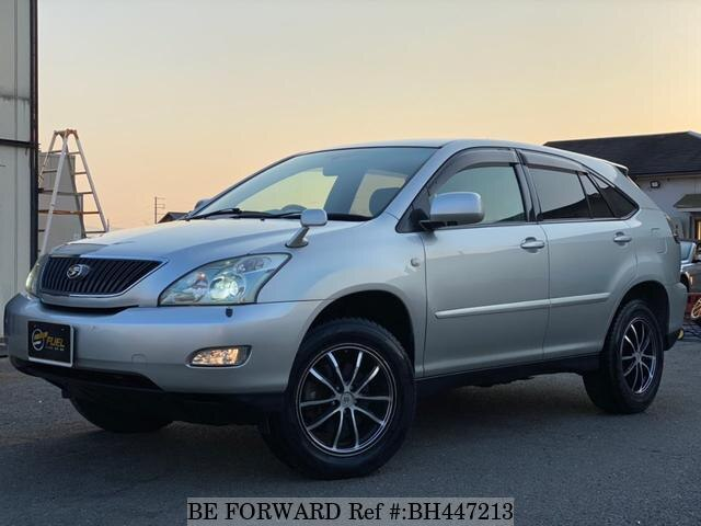 Used 2005 TOYOTA HARRIER BH447213 for Sale