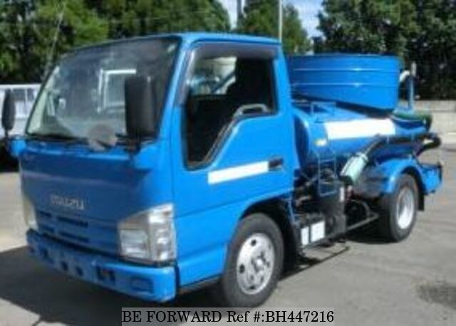 Used 2007 ISUZU ELF TRUCK BH447216 for Sale