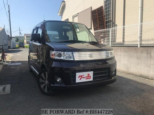 Used 2007 SUZUKI WAGON R BH447228 for Sale