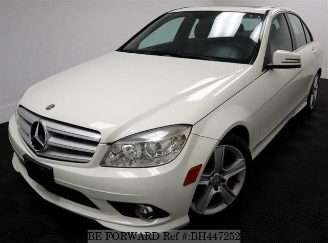 Used 2010 MERCEDES-BENZ C-CLASS BH447252 for Sale