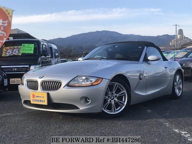 Used 2006 BMW Z4 BH447286 for Sale