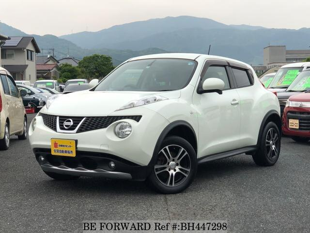Used 2011 NISSAN JUKE BH447298 for Sale