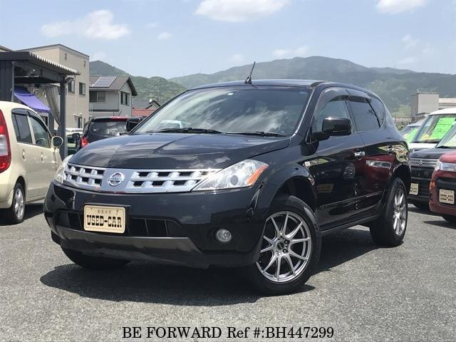 Used 2007 NISSAN MURANO BH447299 for Sale