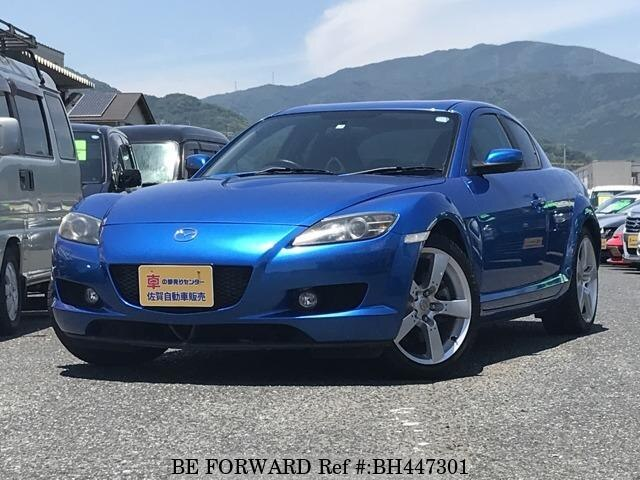 Used 2003 MAZDA RX-8 BH447301 for Sale