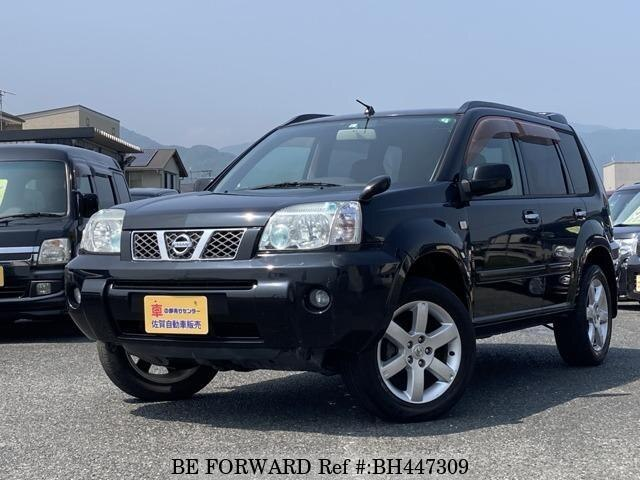 Used 2007 NISSAN X-TRAIL BH447309 for Sale
