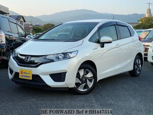 Used 2014 HONDA FIT HYBRID BH447314 for Sale