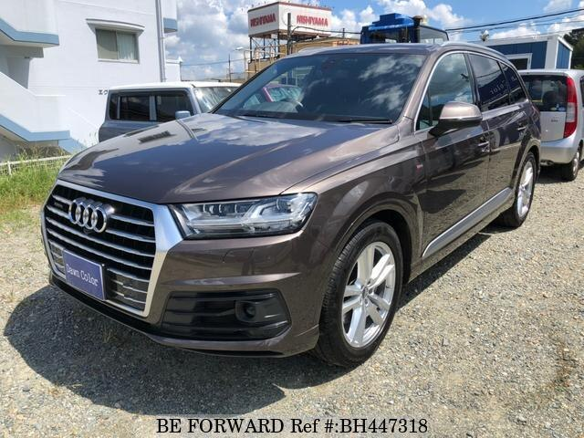 Used 2017 AUDI Q7 BH447318 for Sale