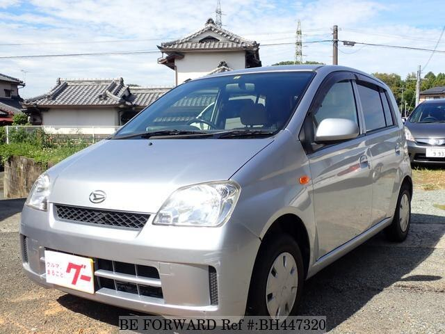 Used 2005 DAIHATSU MIRA BH447320 for Sale