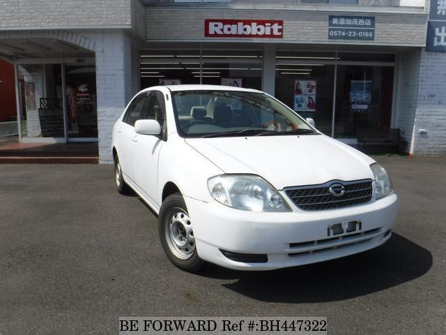 Used 2001 TOYOTA COROLLA BH447322 for Sale