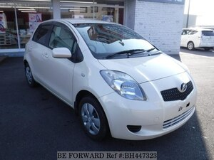 Used 2006 TOYOTA VITZ BH447323 for Sale