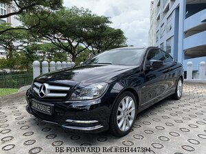 Used 2011 MERCEDES-BENZ C-CLASS BH447394 for Sale